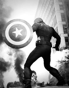 The star spangled man with a plan. Captain America