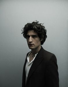 Louis Garrel by Patrick Swirc