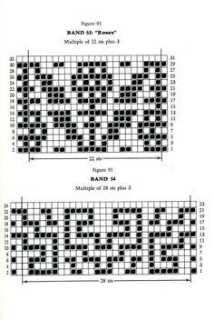 Mosaic Knitting Barbara G. Walker (Lenivii gakkard) Mosaic Knitting Barbara G. Walker (Lenivii gakkard) #130