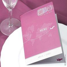 modele de menu mariage, exemple et idée de menu imprimé original recherche menu-mariage