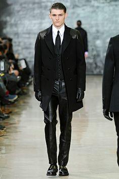 Yves Saint Laurent - Men's Ready-to-Wear - 2012 Fall-Winter