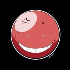 Korosensei~Assassination Classroom Koro Sensei Face, Angry Face, 2d Character, Anime Artwork, What Is Like, Assassin, Cute Wallpapers, Karma, Madness