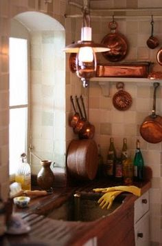 A Beautiful World: The Kitchen