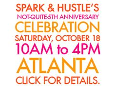 Spark and Hustle - Conferences and Events for Small Business Owners