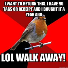 this is for all my retail working girls! we've all been there!