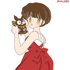 Ranma 1/2 Inuyasha, Yayoi, Thing 1, I Love Anime, Webtoon, Kawaii Anime, Sailor Moon, Martial Arts, Anime Art