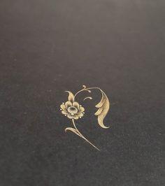 Tezhib by: İsmail Çökük Persian Calligraphy, Turkish Art, Fabric Painting, Islamic Art, Zentangle, Flower Art, Folk, Miniatures, Sketches