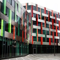 Jessop West Building, University of Sheffield.
