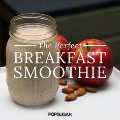 Harley Pasternak's Breakfast Smoothie Recipe | POPSUGAR Fitness