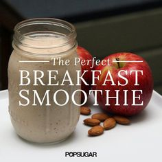 A Protein- and Fiber-Packed Smoothie That Takes Mere Minutes to Make