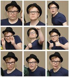 The many faces of patrick stump xxxxxxxxx