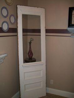antique door decoration