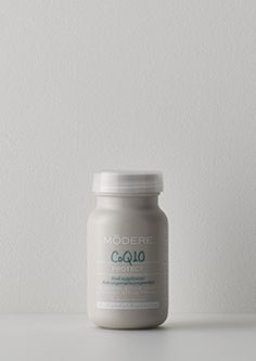 CoQ10   When we are young, we produce our own supply of coenzyme Q10, but as we age, the body's ability to produce it declines.