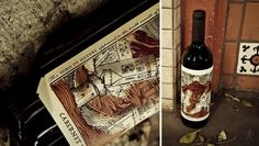 """""""Force of Nature cab sauv/zin/temp... impeccable... Proof Wine Collective"""