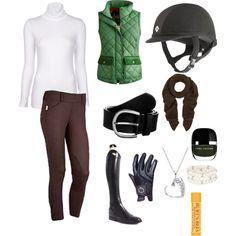 Fall Equestrian. :)