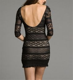 I love this dress...but I absolutely HAVE to wear a bra. How do you deal with an open back like this?