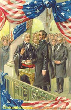 Abraham Lincoln became the 16th President of the United States on March 4th 1861.