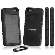Kyocera Hydro Vibe Battery BoxWave Solar Rejuva PowerPack Solar Powered Backup Power Bank for Kyocera Hydro Vibe Jet Black >>> Click image for more details. (This is an affiliate link) Solar Charger, Solar Battery, Lg K10, Amazon Kindle Fire, Dashcam, Technology Gadgets, Samsung Galaxy S5, Solar Power, Galaxies