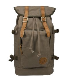 Canvas Backpack,Rucksack Hiking Bag Travel Backapck ** Hurry! Check out this great item : backpacking packs