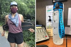 36 Things Runners Will Probably Wish They'd Known About Sooner: Running Essentials like Bug Bite Thing for trail runners Bites And Stings, Bug Bite, Bee Sting, Massage Tools, Sweat Proof, Muscle Pain, Awesome Things, How To Run Longer, Runners