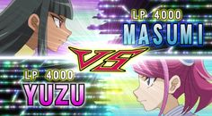 Yu-Gi-Oh! ARC-V 029_001_8116Y   poco a poco va aumentando el nivel de intensidad del torneo, es turno de Yuzu y su revancha predestinada contra Masumi. Veamos el progreso de Yuzu como usuaria de Fusión y más de los Gem-Knight de Masumi, un agradecimiento a Seungmi por la traducción.