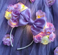Disney Diy, Diy Disney Ears, Disney Minnie Mouse Ears, Disney Crafts, Cute Disney, Walt Disney, Disney Stuff, Disney Ears Headband, Disney Headbands