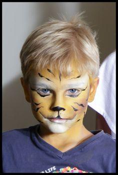 facepaint tiger