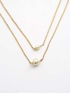 Altar'd State Pearl on Pearl Necklace | Altar'd State