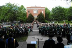 @University of Oregon History Spring 2014 Commencement