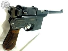 MAUSER C96 Save those thumbs & bucks w/ free shipping on this magloader I purchased mine http://www.amazon.com/shops/raeind   No more leaving the last round out because it is too hard to get in. And you will load them faster and easier, to maximize your shooting enjoyment.