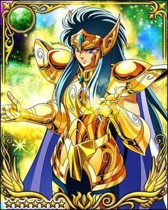 Camus de Aquário (Cavaleiro de Ouro)