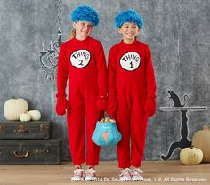 Use red sweatshirt, sweatpants, & gloves for a cheap costume.