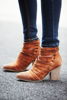 Free People Hybrid Heel Boot on shopstyle.com