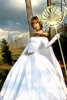 Really awesome Sakura cosplay. [ #Tsubasa #Reservoir #Chronicles]