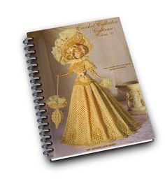 Crochet collector costume  volume34  1897 Antique Lace