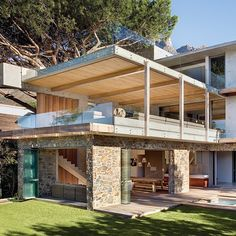 Insanely cool house engages nature on many levels | Modern House Designs