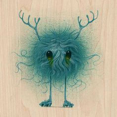 "Jeff Soto, ""Seeker Friends- #1 Roller Skater"" wood print. Available soon..."