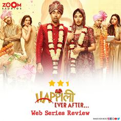 Happily Ever After, starring Naveen Kasturia and Harshita Gaur, promises to capture the essence of a budget millennial dream wedding. But does it deliver? Find out in this review.