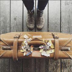 Weekend travel ready. (@blundstone)
