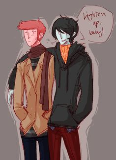 two princes by ~iHeartNargles on deviantART