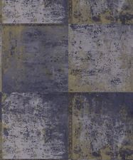 Related image Blue And Gold Wallpaper, Hardwood Floors, Flooring, Metal Panels, Blue Gold, Image, Decor, Wood Floor Tiles, Wood Flooring