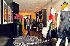 FNO marks the official opening ofProject Runway winner Christian Siriano's flagship concept store in Nolita.