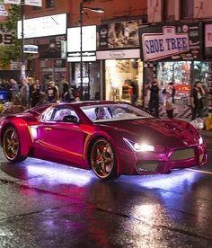 The Joker's Vaydor Infiniti G35 Coupe  | TheTake