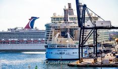 Do you always cruise on the same cruise line?  Here are 5 reasons why you should take cruises on different lines.
