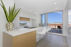 Kitchen area - DoubleOne 3 Apartments by Devine | Teneriffe, QLD Australia #devine #apartment #property #investment #brisbane #australia