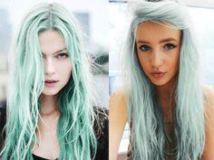 10 Hot Instagram Pastel Hair Color Ideas for Spring Summer 2015 – Part 1