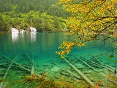 The Three Valleys In Jiuzhaigou National Park | WindhorseTour.com
