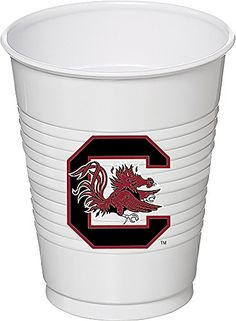Mayflower Distributing Company 8 Count University of State Carolina Cup 16 oz Multicolor ** Check out this great product. (This is an affiliate link) Carolina Cup, May Flowers, Party Tableware, Party Supplies, Canning, Count, University, Link, Check