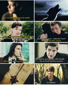 The Marauders - There's something weird about that Lupin. Where does he keep going?