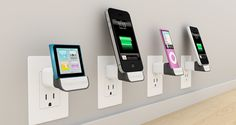 Don't leave your phone and cords all over the floor // Bluelounge MiniDock